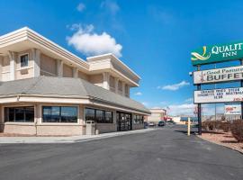 Quality Inn Grand Junction near University, hotel near Grand Junction Regional (Walker Field) - GJT,