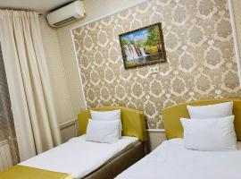 Hotel Sultan 5 on Belarusskaya, hotel near Belorussky Train Station, Moscow