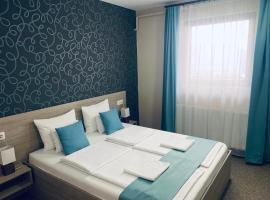Thermal Apartman, hotel a Hagymatikum Fürdő környékén Makón