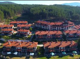 Ruskovets Thermal SPA & Ski Resort, апартамент в Банско