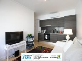 Central Lisbon Luxury Apartment, hotel near Atrium Saldanha, Lisbon