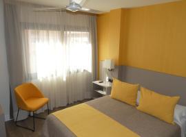 Hotel Zeus, hotel a Málaga, Malaga Centro