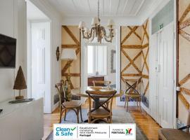 Apartamento do Carmo, appartamento a Lisbona