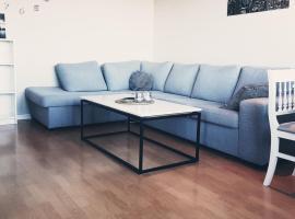 StayPlus Apartment Riverview, leilighet i Kristiansand