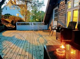 Nicolas Apartment 2 Nice and Cozy Central 3 Rooms, feriebolig i Stavanger