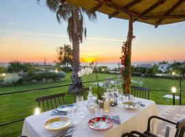 OraBlu Sunset Sea-view Apartments, hotel in Ischia