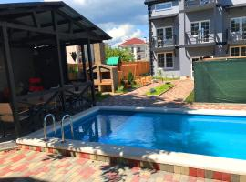 Рай в шалаше, guest house in Divnomorskoye