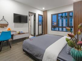TIDITEL Hotel and Apartment, hotel near Dragon Bridge, Danang