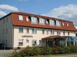 Landhotel Turnow, hotel in Turnow