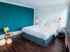 Bateau Libre Hotel, hotel in Bénodet