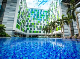 Republic Saigon Airport Suites, apartment in Ho Chi Minh City