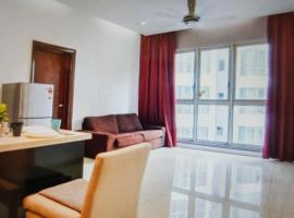 Studio unit homestay, villa in Kuala Lumpur