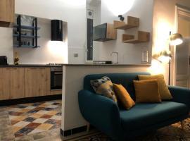 The Enchanted Hideaway, apartment in Lido di Ostia