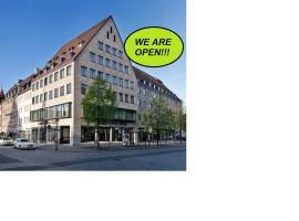 Sorat Hotel Saxx Nürnberg, Hotel in der Nähe von: Albrecht-Dürer-Haus, Nürnberg