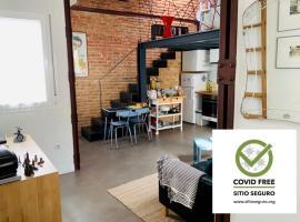 Precioso estudio en Chamberí, апартаменты/квартира в городе Мадрид
