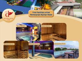 De'Tonga Hotel, viešbutis mieste Medanas