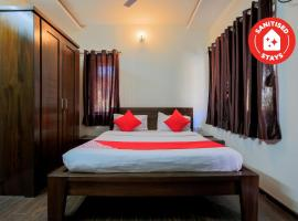 OYO 9518 Hotel Aqua Mira, hotel near Goa Medical College, Verem