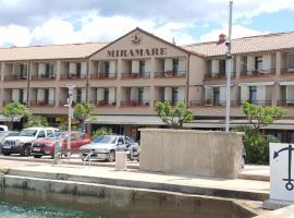 Hotel Miramare, hotel in Njivice