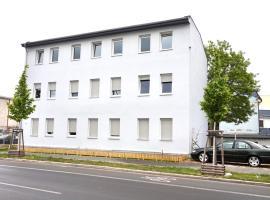 Apartment Hotel Wittenau, serviced apartment in Berlin
