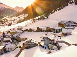 Hotel Gipfelherz Ischgl, hotel in Ischgl