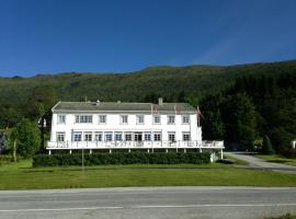 Eidsvåg Fjordhotell, hotell i Eidsvåg