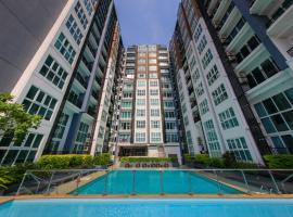 The Prio Condo by Loto، شقة في شيانغ ماي