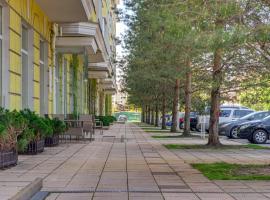 Al Mar Hotel, hôtel à Schaslyve près de: Aéroport international de Kiev Boryspil - KBP