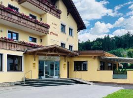 Hotel Charlotte, haustierfreundliches Hotel in Innsbruck