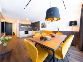 Gerharts Premium City Living, apartment in Bressanone