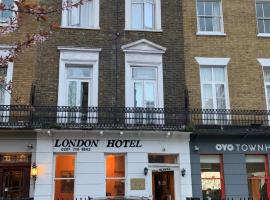 London hotel, hotel in Paddington, London