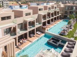EPOS LUXURY BEACH HOTEL / ADULTS ONLY 16+, hotel in Georgioupolis