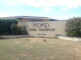 Koko Hotel, hotel a Milano Marittima