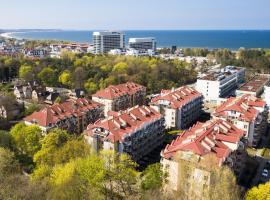 Apartamenty Zdrojowa, apartment in Świnoujście