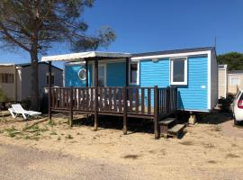 Mobil-home Canet plage, campground in Canet-en-Roussillon