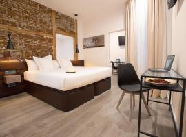 Woohoo Rooms Fuencarral, hotel di Madrid