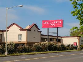 Red Carpet Inn Washington DC, hotel in Washington, D.C.