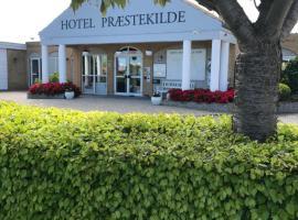 Hotel Præstekilde, hotel i Stege