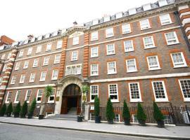 Fitzrovia Hotel, hotel in Fitzrovia, London