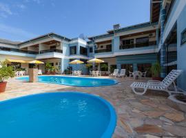 Pousada Caracol II, hotel near Bombinhas beach, Bombinhas