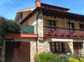 La Chimenea Cantabra, hotel in Oreña