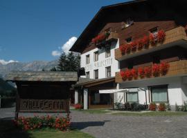 Hotel Vallecetta, hotel in Bormio