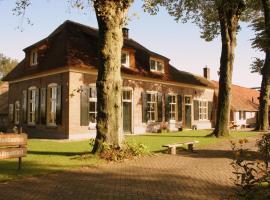 Het Spijkerhuys, hotel dicht bij: Station Vroomshoop, Luttenberg