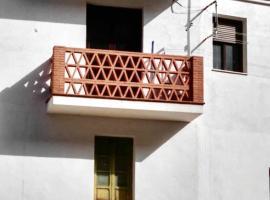 Apartment Calle Jabonería, hotel en Setenil de las Bodegas