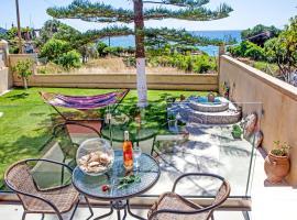 FilipposResort, pet-friendly hotel in Agios Gordios