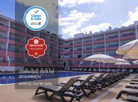 Luna Hotel da Oura, hotel in Albufeira