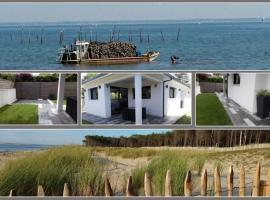 Entre plages et prés salés, Ferienhaus in Gujan-Mestras