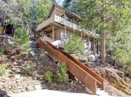 Timberlodge Cabin- Inside Yosemite National Park, hotel in Yosemite West
