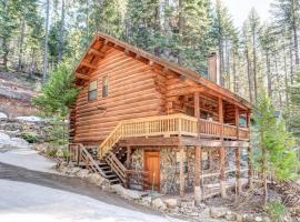 The Log Home in Yosemite National Park, Hotel in Yosemite West