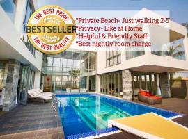 Resort Villa Beach Da Nang, biệt thự ở Đà Nẵng