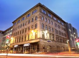 Hotel Indigo Glasgow, an IHG hotel, hotel near Glasgow Queen Street Station, Glasgow